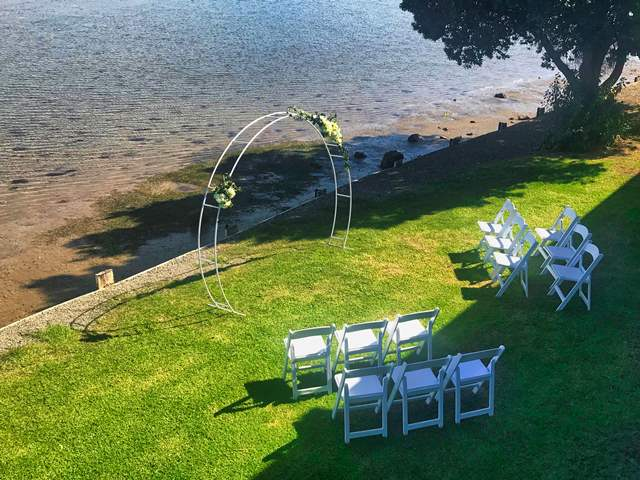 "You can say ""I Do"" right on the waters edge"